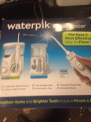 Waterpik Ultra Plus and Nano Water Flosser Combo Pack - Free Shipping Nano Combo Pack