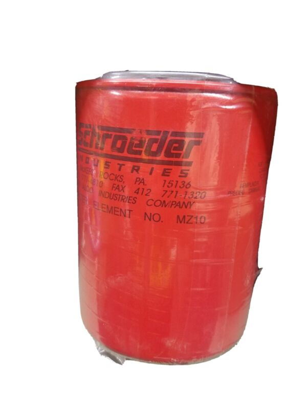 Schroeder Industries  Filter MZ10