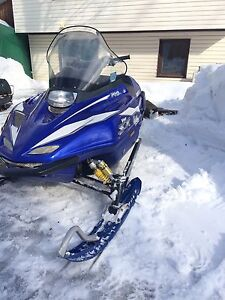 Yamaha Srx 700 1999 Prêt pour l'hiver!! Gatineau Ottawa / Gatineau Area image 2