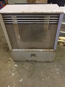 Direct Vent natural gas heater