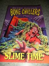 Bone Chillers Book (As New) Hilton West Torrens Area Preview