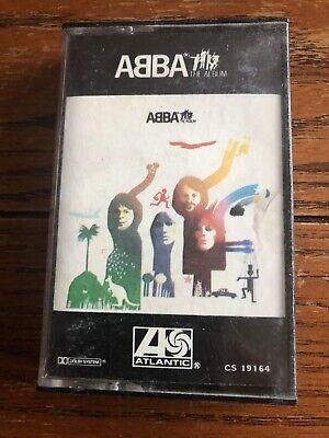 Abba The Album Cassette