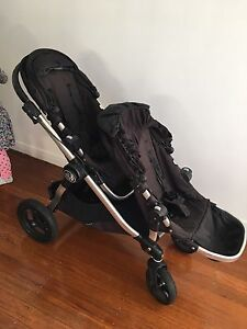 Baby jogger city select double pram North Lambton Newcastle Area Preview