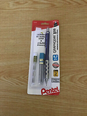 Pentel Graphgear 800 Mechanical Pencil New