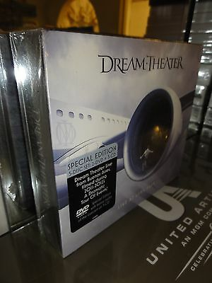 Dream Theater Live At Luna Park  2Dvd 3Cd  Special Edition  5 Disc Set  New
