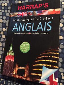 Dictionnaire anglais-français Harrap's