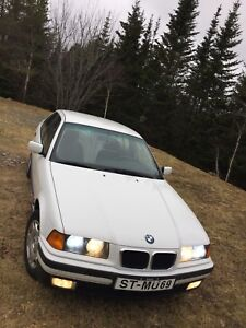 1996 BMW 320i (euro) TRADE FOR TRUCK!