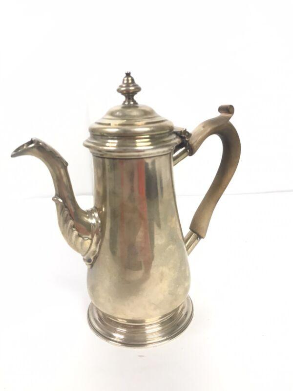 Ensko Sterling Silver Coffee Pot 1075