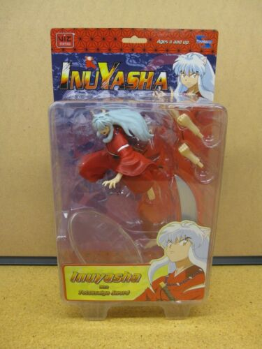 Inuyasha Figure - TOYNAMI Sealed & Unopened From Fresh Case - Jumping Version
