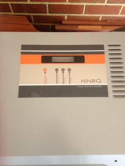 HiNRG Gas Pool Heater