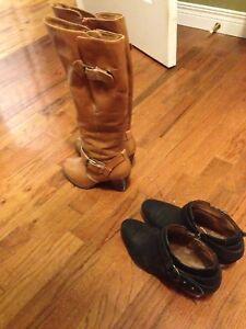 Clark shoes size 6