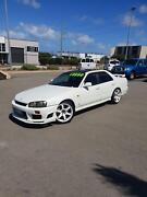 MANAGER SPECIAL 1998 Nissan Skyline R34 25 GT-T Wangara Wanneroo Area Preview