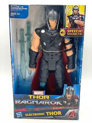 Marvel Legends Avengers Electronic Thor Ragnarok Action Figure Hasbro BRAND NEW!