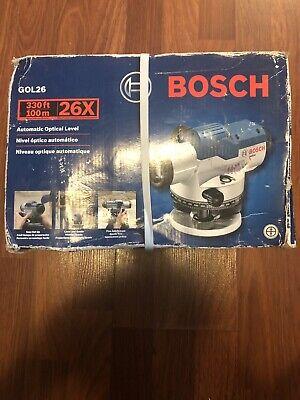 Bosch Optical Level Automatic Gol26