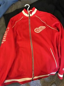 CCM Detroit Red Wings jacket-Large