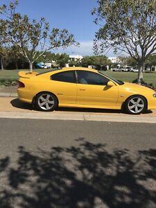 2003 Holden Monaro Cv8 6 Sp Manual 2d Coupe