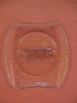 Holiday Inn Ashtray Holiday Inn Clear Glass Ashtray