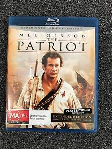 The Patriot - Blu-Ray Disc Southbank Melbourne City Preview
