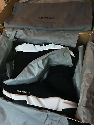 BALENCIAGA SPEED TRAINER 2019 *AUTHENTIC BRAND NEW WITH BOX* SIZE 42E