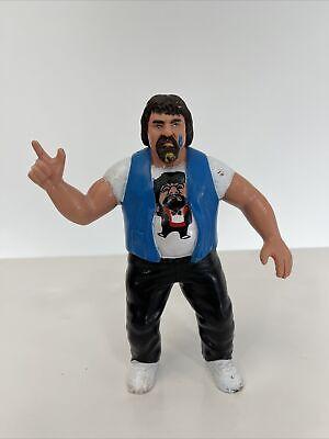 WWE Lou Albano WWF LJN Wrestling figure Toy HOF Captain NWA Manager