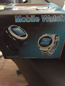 Cellular mobile watch