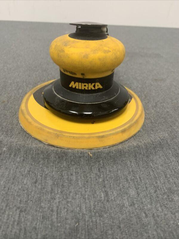 "Mirka MR-608 Finishing Sander with 8mm Orbit, 6"""