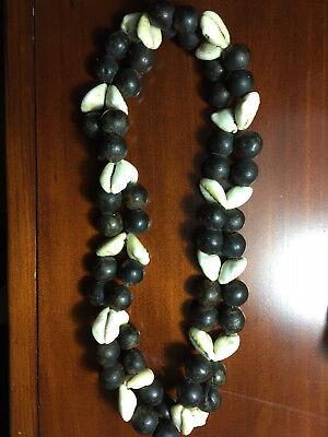 Hawaiian Nut and Shell Handmade - Jewelry Necklace