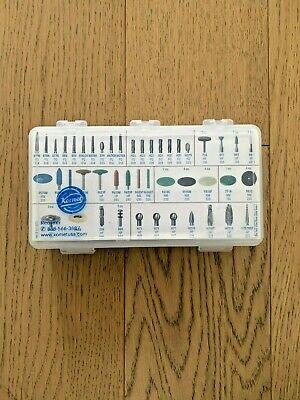 Komet Cutting And Polishing Dental Burs Kit