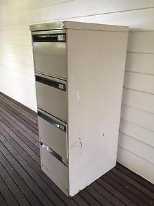 Filling Cabinet, 4 Drawer, 133cm high Arcadia Hornsby Area Preview