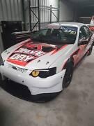 Ford BA Racecar Perth Perth City Area Preview