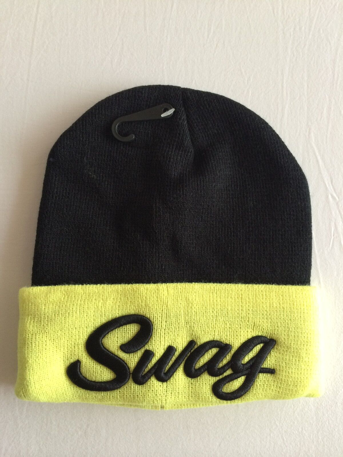 Mens Ladies Unisex  Swag Beanie Hat In 4 Colours One Size