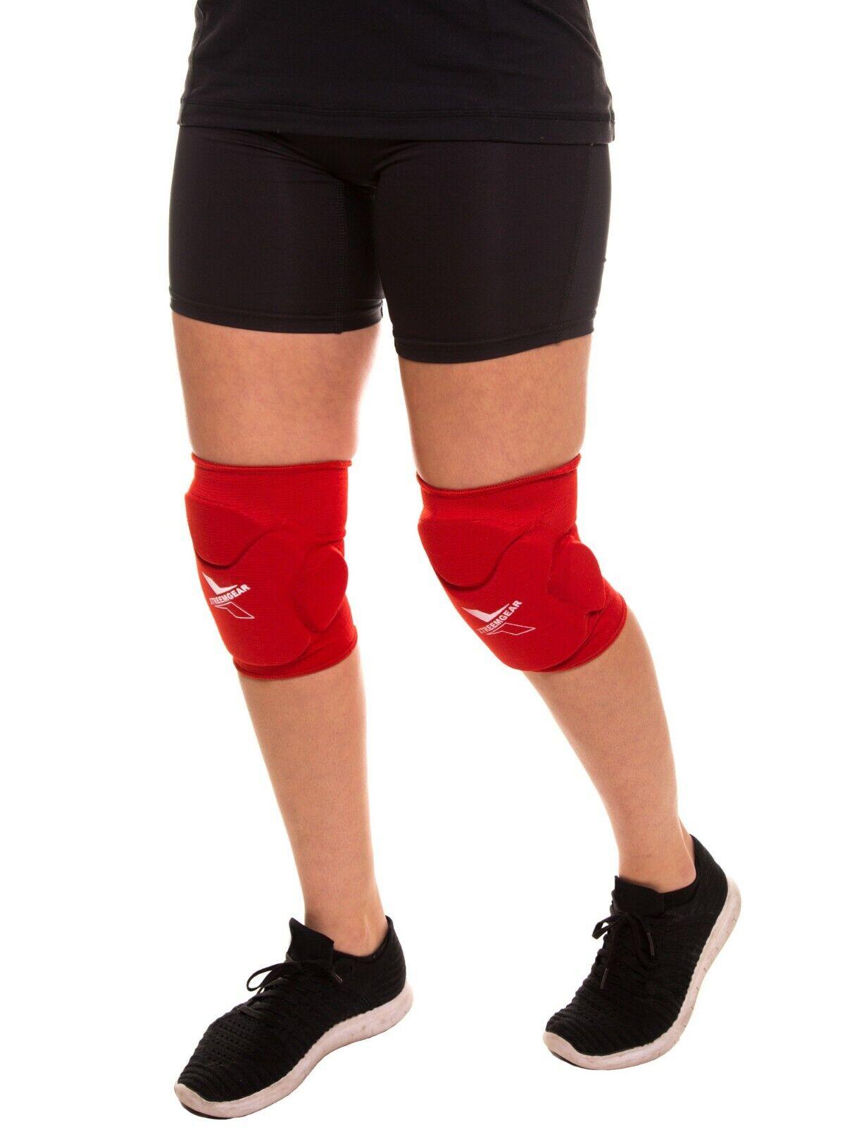 Protective Knee Pads Thick Sponge Anti-slip Knee Sleeve MMA