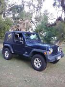 Jeep wrangler tj Gnangara Wanneroo Area Preview