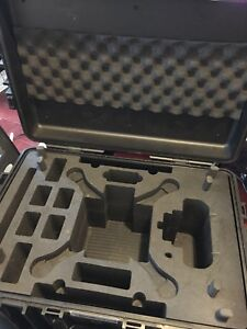 DJI PHANTOM 3 /pro/adv/std ROLLING CASE BETTER THEN PELICAN