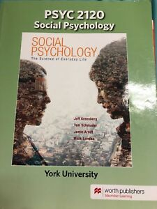 Social Psychology- the science of everyday life
