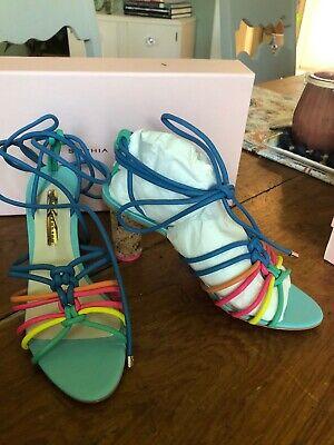 Sophia Webster Copacabana Mid Sandal Multi UK Size 39.5