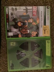 Xbox 360 elite and 31 games