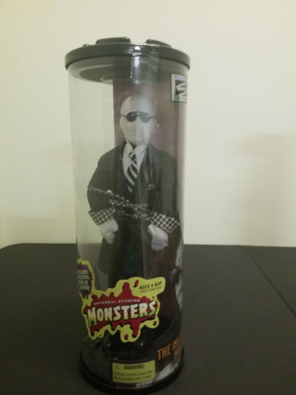 Universal Studios Monsters - Hasbro Signature Series - Invisible Man