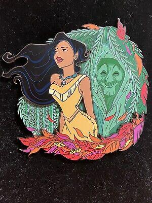 Pocahontas Disney Fantasy Pin LE60 Poca
