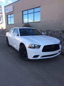 2011 Charger police edition