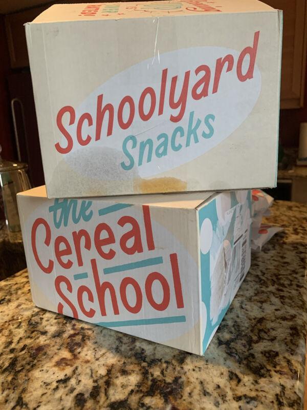 30 Packs Schoolyard Snacks KETO Flaming Hot 1 Oz Bags EXP 5/2021