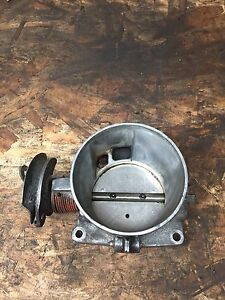 GM Chevy LS cable throttle body