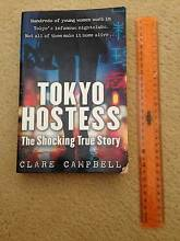 Tokyo Hostess - The Shocking True Story Book Joondalup Joondalup Area Preview
