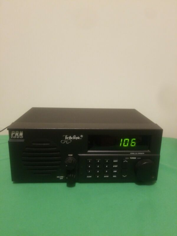 DRAKE PRN1000 DIGITAL AM SHORTWAVE LW MW SW RADIO RECEIVER - 100 - 30,000 kHz