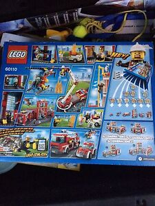 LEGO  CITY fire station new in box Kitchener / Waterloo Kitchener Area image 2