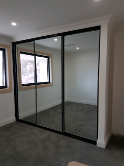 Brand new built-in wardrobes supplied and installed from $600+gst