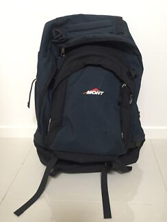 Mont Zyro (for Women) Travel Backpack - Navy - Paid $399 Rochedale Brisbane South East Preview