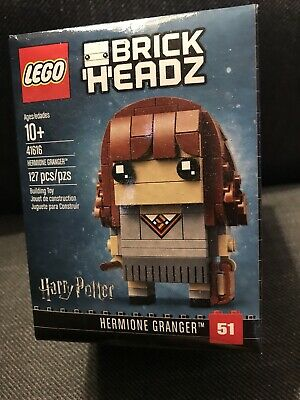 NEW LEGO BrickHeadz 41616 Hermione Granger ---- Retired