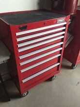 Trojan tool box with 1 tray of tools included Putney Ryde Area Preview