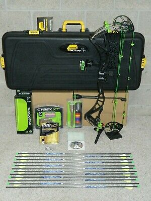 Loaded, BOWTECH Realm Bow Package- Black/Camo - 60 to 70 lb- 25 to 31